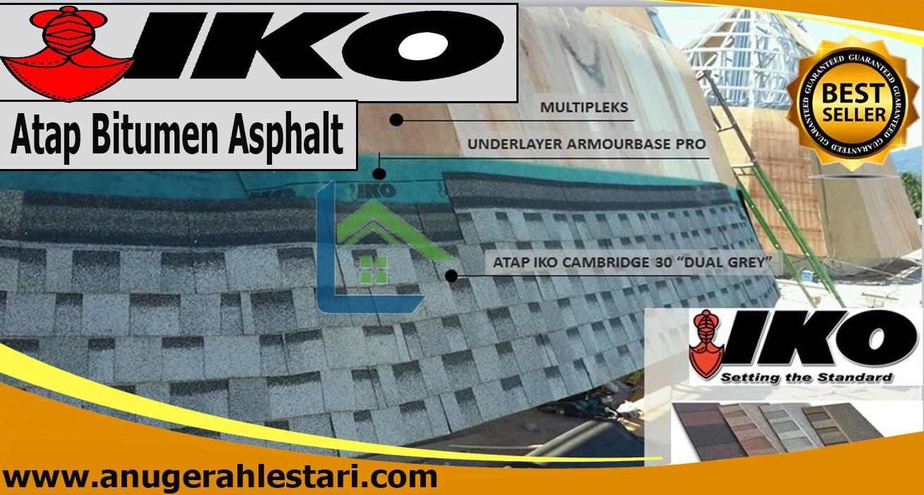 atap bitumen asphalt
