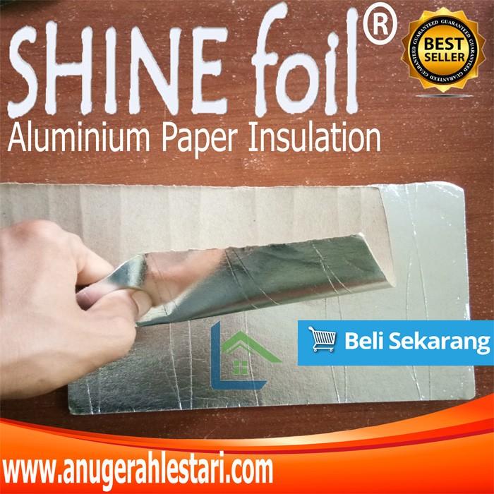 jual aluminium foil insulation